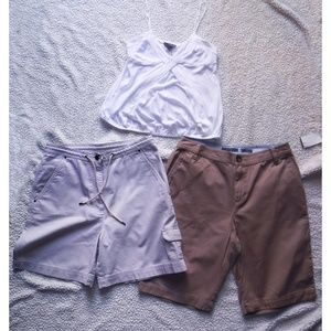 Liz Claiborne ~ Ralph Lauren shorts bundle